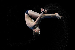 England's Noah Williams in action in the Men's 10m Platform Final at the Optus Aquatic Centre during day ten of the 2018 Commonwealth Games in the Gold Coast, Australia.