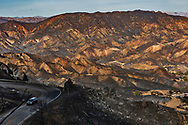 Fire aftermath of the Woolsey Fire. Started at PCH and headed up to Agoura Hills via the Mulholland Highway.