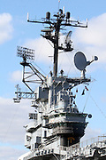 Atmosphere at The 2008 Veterans Day  Ceremonies at the Intrepid Sea, Air, & Space Musem on November 11, 2008 in NYC