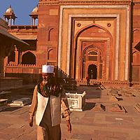 Asia, India, Uttar Pradesh, Fatehpur Sikri.