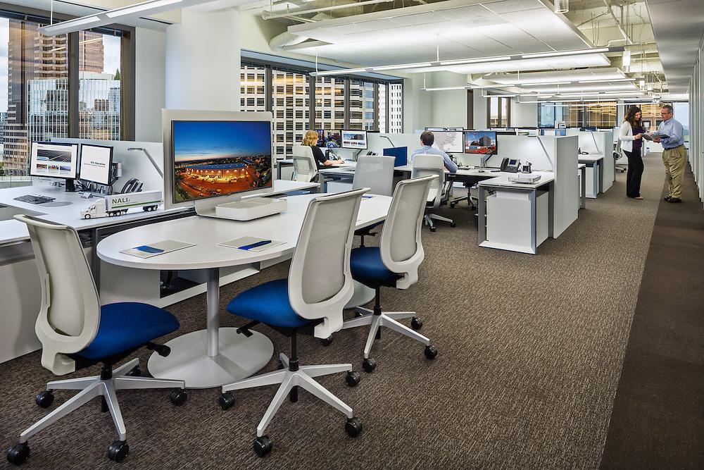 IDI Gazeley Open Office 01 - Atlanta, GA
