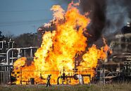 Phillips 66 Pipeline Fire in Paradis LA