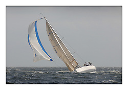 Day 2 of the Bell Lawrie Scottish Series with wild conditions on Loch Fyne for all fleets. Exhilarating and testing racing for Boats and crew...Class two, IRL9638, Antix.