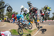 #278 (RAMIREZ YEPES Carlos Alberto) COL  at Round 9 of the 2019 UCI BMX Supercross World Cup in Santiago del Estero, Argentina