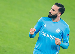 03.05.2018, Red Bull Arena, Salzburg, AUT, UEFA EL, FC Salzburg vs Olympique Marseille, Halbfinale, Rueckspiel, im Bild Adil Rami (Olympique Marseille) // during the UEFA Europa League Semifinal, 2nd Leg Match between FC Salzburg and Olympique Marseille at the Red Bull Arena in Salzburg, Austria on 2018/05/03. EXPA Pictures © 2018, PhotoCredit: EXPA/ JFK