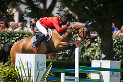 Estermann Paul (SUI) - Castlefield Eclipse<br /> Grand Prix Longines de la Ville de La Baule<br /> Longines Jumping International La Baule 2014<br /> © Hippo Foto - Dirk Caremans