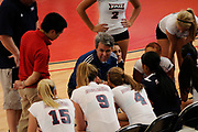 2011 FAU Volleyball vs Middle Tennessee State