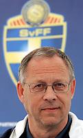 Fotball<br /> VM 2006 <br /> Foto: imago/Digitalsport<br /> NORWAY ONLY<br /> <br /> 05.06.2006  <br /> <br /> Nationaltrainer Lars Lagerbäck - Sverige