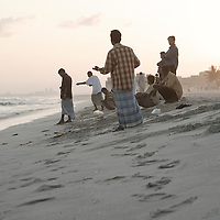 Salalah, Sultanate of Oman 28 March 2009<br />