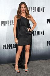 August 30, 2018 - Los Angeles, California, USA - 8/28/18.Jennifer Garner at the premiere of ''Peppermint'' held at the Regal Cinemas LA Live in Los Angeles, CA, USA. (Credit Image: © Starmax/Newscom via ZUMA Press)
