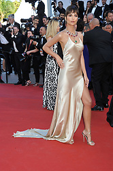 """70th Cannes Film Festival, Opening Ceremony and Red Carpet of the film """"Le Phantome D'Ismael"""". 17 May 2017 Pictured: Emily Ratajkowski. Photo credit: Pongo / MEGA TheMegaAgency.com +1 888 505 6342"""