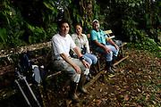 Ecuador, April 29 2010: Images from Río Canandé Reserve...Copyright 2010 Peter Horrell