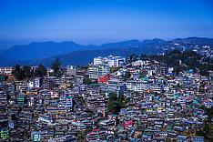 New Ministers Hill, Kohima, Nagaland, India