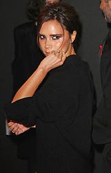 Victoria Beckham, The British Fashion Awards 2014, The London Coliseum, London UK, 01 December 2014, Photo By Brett D. Cove © Licensed to London News Pictures. 02/12/2014. Brett D Cove/PIQ/LNP