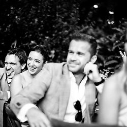 Bernadette Coleman and Ryan Nash's Wedding photographs by Hannah Arista in Malibu CA, 2011.