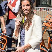 NLD/Den Haag/20160824 - Huldiging sporters Rio 2016, Naomi van As