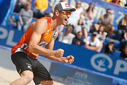 20190702 DEU: World Champs Hamburg 2019: Hamburg<br /> Alexander Brouwer (NED,1), Robert Meeuwsen (NED,2)<br /> ©2019-FotoHoogendoorn.nl / Pim Waslander