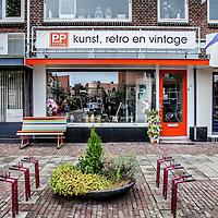 Nederland, Haarlem, 2 augustus 2016.<br />Vintage winkel PenP.<br /><br /><br /><br />Foto: Jean-Pierre Jans