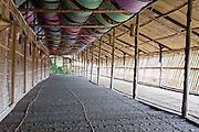 Sabah Tea Longhouse adapted from the Rungus Longhouse design, Ranau