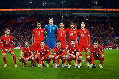 2018-11-16 Wales v Denmark