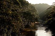 Patos de Minas_MG, 02 de Fevereiro de 2010..Historias - Cachaca Leblon..Na foto, o Rio Paranaiba, o mais importante da regiao...Foto: LEO DRUMOND / NITRO
