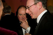 JIM NAUGHTIE; MALCOLM RIFKIN, National Portrait Gallery fundraising Gala in aid of its Education programme, National Portrait Gallery. London. 3 March 2009 *** Local Caption *** -DO NOT ARCHIVE-© Copyright Photograph by Dafydd Jones. 248 Clapham Rd. London SW9 0PZ. Tel 0207 820 0771. www.dafjones.com.<br /> JIM NAUGHTIE; MALCOLM RIFKIN, National Portrait Gallery fundraising Gala in aid of its Education programme, National Portrait Gallery. London. 3 March 2009