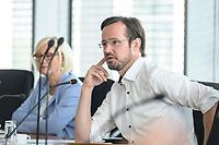 30 AUG 2020, BERLIN/GERMANY:<br /> Dirk Wiese, MdB, SPD, Paul-Loebe-Haus, Deutscher Bundestag<br /> IMAGE: 20200830-01-051