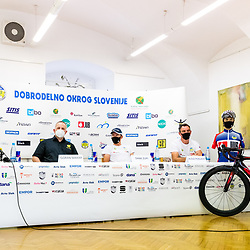 20210420: SLO, Charity - Press conference of Dobrodelnost okoli Slovenije