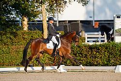 Hanson Theo, NED, Heat<br /> Nederlands Kampioenschap dressuur<br /> Ermelo 2020<br /> © Hippo Foto - Sharon Vandeput<br /> 20/09/2020