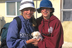 Jojo Rickard & Karina Mudd