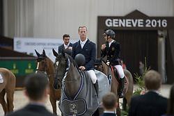 Bruynseels Niels, (BEL), Gancia de Muze<br /> Prix des Communes Genevoises<br /> CHI de Genève 2016<br /> © Hippo Foto - Dirk Caremans<br /> 09/12/2016