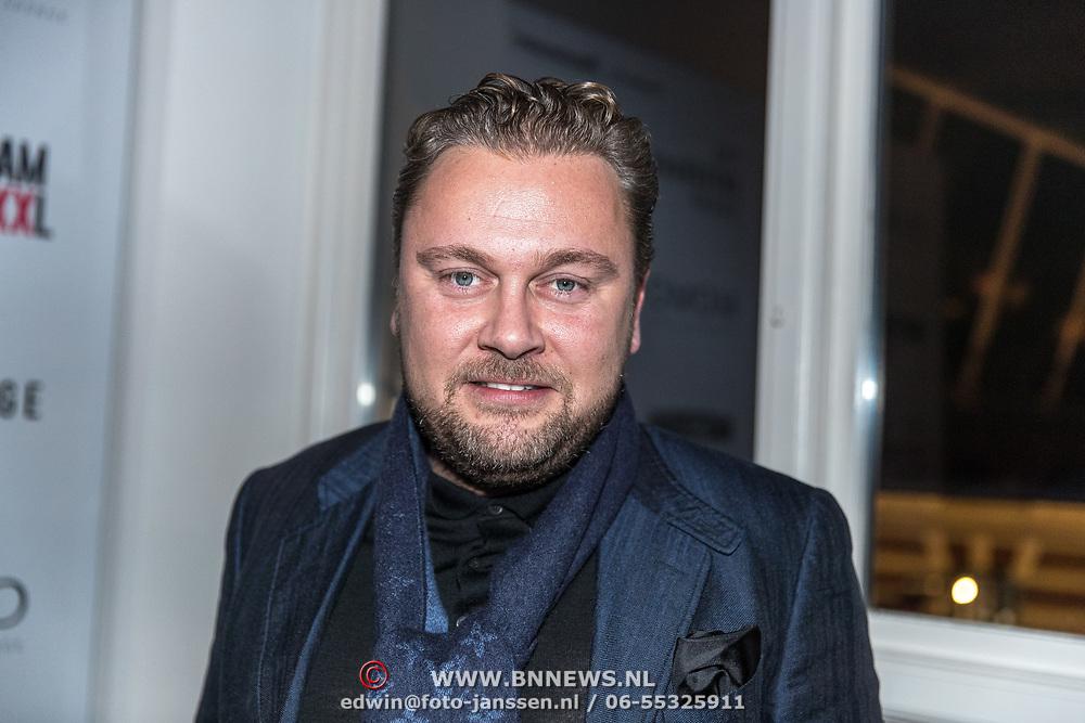 NLD/Amsterdam/20191203 - Lancering 13e Amsterdam XXXL, Wesly Bronkhorst