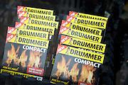 Packets Drummer brand firelighters