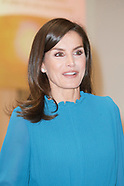 052319 Queen Letizia attends 'Exceptional Women, the value of an opportunity'
