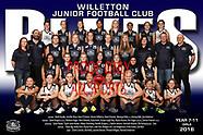 2018 Willetton JFC
