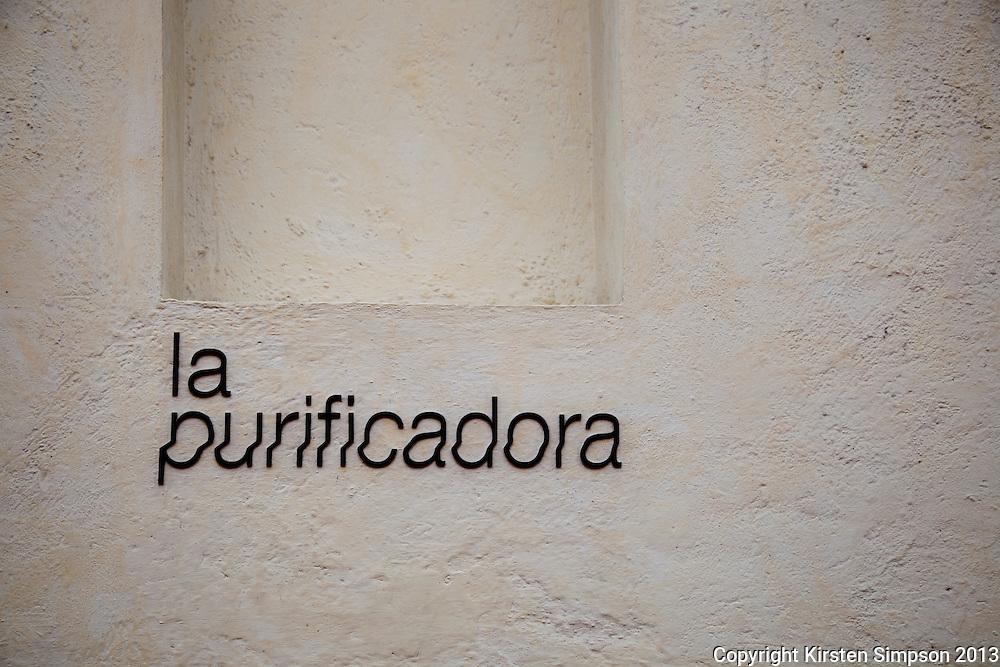 La Purificadora Hotel in Puebla