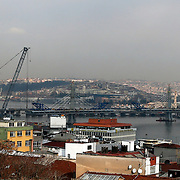 A General Views of the Istanbul, Turkey. Photo by TURKPIX
