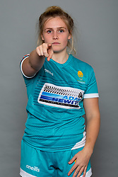 Alex Callender of Worcester Warriors Women - Mandatory by-line: Robbie Stephenson/JMP - 27/10/2020 - RUGBY - Sixways Stadium - Worcester, England - Worcester Warriors Women Headshots