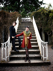 Amanda Palmer & Neil Gaiman <br /> Special Limited Edition print (Max 50 prints Worldwide) to commemorate their wedding in 2011 <br /> Location is Scotland, United Kingdom<br /> Photography by Elliott Franks <br /> www.elliottfranks.com<br /> email:  elliott@elliottfranks.com