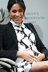 File photo dated 08/03/19 of The Duchess of Sussex, who appears to have glided through her pregnancy with ease.