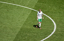 James McClean of Republic of Ireland  - Mandatory by-line: Joe Meredith/JMP - 26/06/2016 - FOOTBALL - Stade de Lyon - Lyon, France - France v Republic of Ireland - UEFA European Championship Round of 16