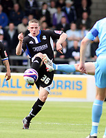 Photo: Mark Stephenson/Richard Lane Photography. <br /> Chester City v  Macclesfield Town. Coca-Cola Football League Two. 03/05/2008. <br /> John Rooney on the ball