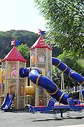 Empty Public Playground