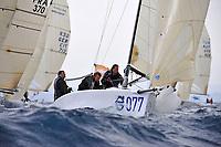 Seiling<br /> Foto: Dppi/Digitalsport<br /> NORWAY ONLY<br /> <br /> SAILING - VOLVO MELGES 24 WORLD CHAMPIONSHIP - PORTO CERVO (ITA) - 01/06/08<br /> <br /> NEW DEAL (NOR)