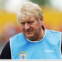 17 June 2007; Clare manager Kevin Kennedy. Munster Intermediate Hurling Championship Semi-Final, Clare v Waterford, Semple Stadium, Thurles, Co. Tipperary. Picture credit: Matt Browne / SPORTSFILE