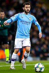 Bernardo Silva of Manchester City - Mandatory by-line: Robbie Stephenson/JMP - 26/11/2019 - FOOTBALL - Etihad Stadium - Manchester, England - Manchester City v Shakhtar Donetsk - UEFA Champions League Group Stage