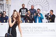 092315 63rd San Sebastian International Film Festival: Day 6, Arrivals
