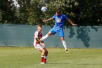 James Jennings. Stockport County 0-2 Fleetwood Town. Pre-Season Friendly. 15.8.20