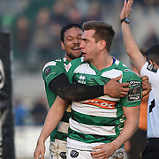 20180106 Rugby, Guinness PRO14 : Benetton Treviso vs Cheetahs