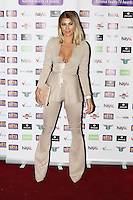 Olivia Buckland, National Reality TV Awards, Porchester Hall, London UK, 29 September 2016, Photo by Richard Goldschmidt